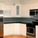 affordable White Shaker, Soft close doors and drawers, Plywood construction, Our semi-custom-all-wood kitchen and bath cabinet lines are widely recognized for distinction in cabinet style, construction, and finish.