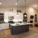 Rice Shaker and Berkley Slate kitchen